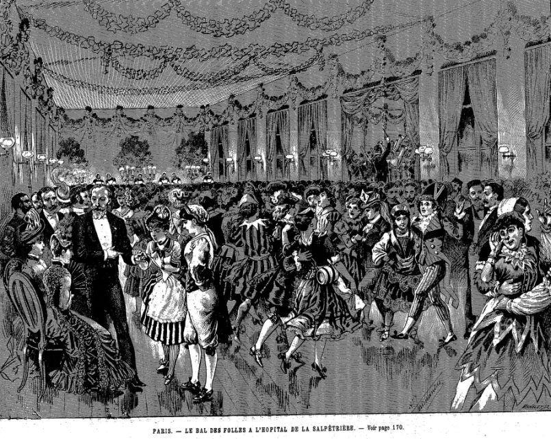 """Gravure extraite du journal hebdomadaire """"L'Univers illustré"""", Paris, 17 mars 1888"""