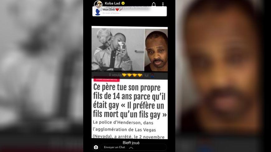Saint-Brieuc : le rappeur Koba LaD accusé d'homophobie sera-t-il au festival Art Rock ?