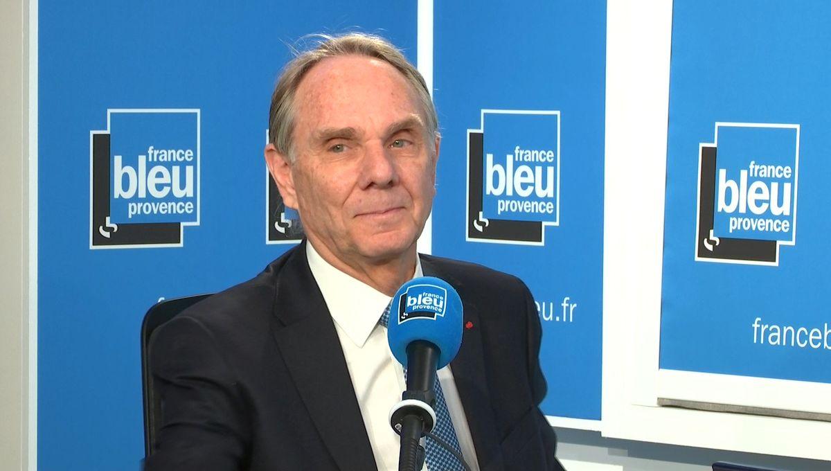 """Municipales à Marseille : """"La gratuité des transports c'est possible"""" dit Yvon Berland (LREM)"""
