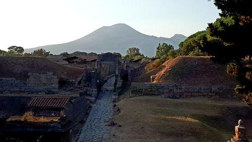 Pompéi, la vie sous la cendre (1/4) : Histoire d'une petite ville ordinaire