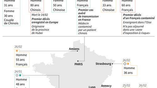 Coronavirus : d'où vient la contamination dans l'Oise ?