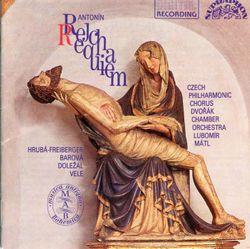 Requiem : Introitus et Kyrie. Requiem aeternam - pour solistes choeur et orchestre - VENCESLAVA HRUBA-FREIBERGER