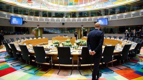 Budget européen : la somme des divisions