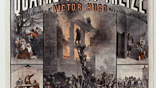 """Nuit Victor Hugo 1/2 (4/9) : Le contexte historique du roman """"Quatrevingt-Treize"""" de Victor Hugo"""