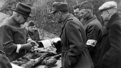 1940, l'énigme du massacre de Katyn