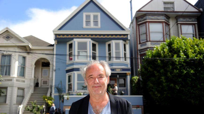 """La """"maison bleue"""" de Maxime Le Forestier est en vente à San Francisco"""
