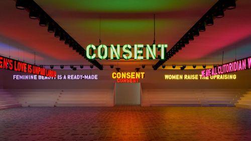 Le consentement n'est pas un logo
