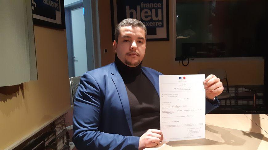 Municipales à Auxerre : Mourad Youbi, la voix des quartiers