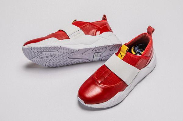 chaussure autolaçante puma