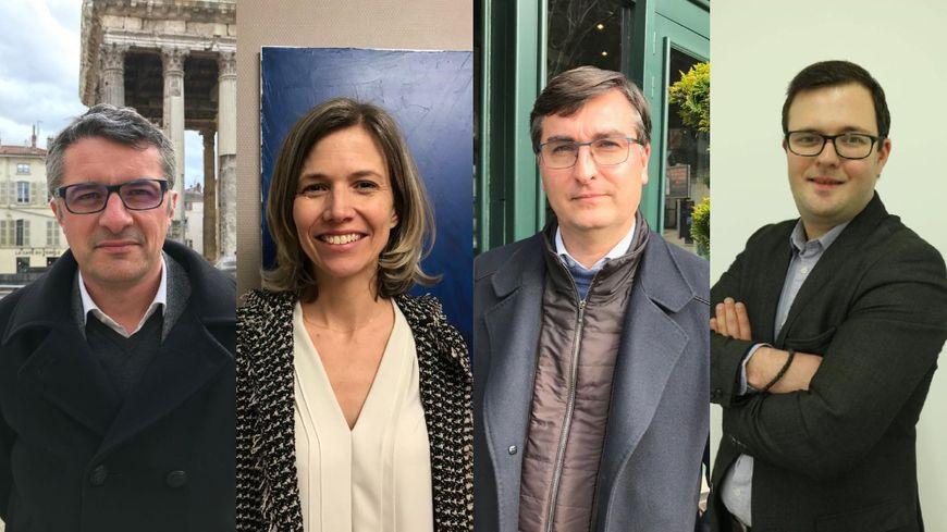 Municipales à Vienne : quatre candidats pour un fauteuil