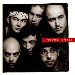 """Pochette de l'album """"Dezoriental"""" par Dezoriental"""