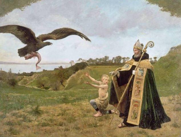 Avant la pollution à grande échelle, une première loi pour protéger la nature dès le VIIe siècle