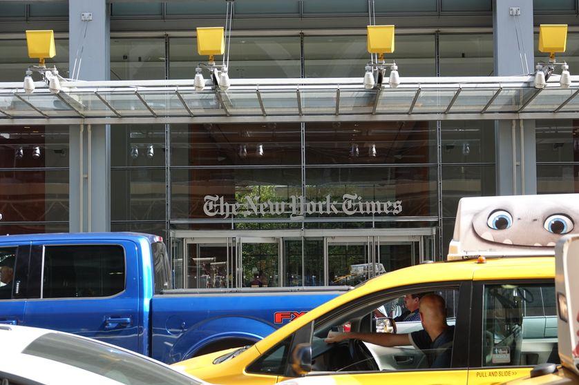 Presse : la nouvelle jeunesse du New York Times