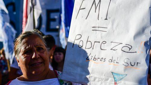 L'Argentine pourra-t-elle renégocier sa dette auprès du FMI ?