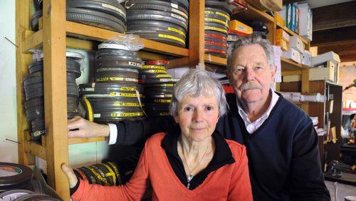 Felix et Nicole Le Garrec Plogoff et le monde, le cinéma est une arme de combat