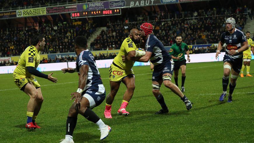 Rugby Top 14 : Agen ou la gueule de bois pour l'ASM