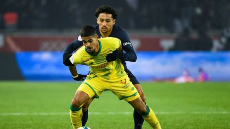 EN DIRECT - Ligue 1 : suivez le match du FC Nantes face au Paris SG