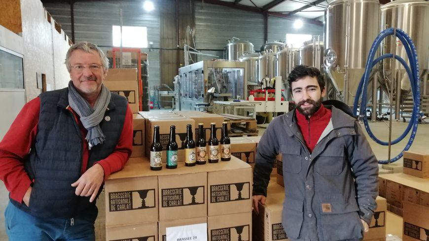 Salon de l'Agriculture : la bière made in Sarlat débarque (de nouveau) à Paris