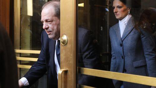 Au procès Weinstein, un verdict fondateur pour #metoo