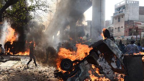 Inde : des violences contre les musulmans font sept morts