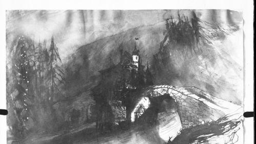 La Nuit des ruines, Par Antoine Dhulster (9/10) : Périple musical romantique sur les ruines dessinées par Victor Hugo