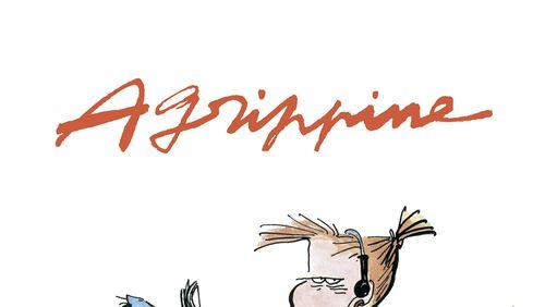 """""""Agrippine"""" de Claire Bretécher (4/5) : Où ça y'a de quoi chialer ?"""