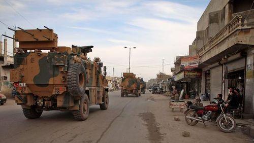 Table ronde d'actualité internationale : Idlib prise au piège de l'escalade des tensions turco-russes