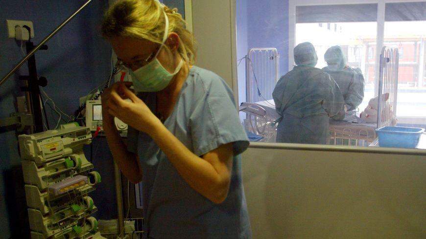 Un service d'oncologie pédiatrique (photo d'illustration)