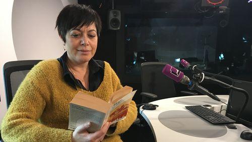 """Nuit Victor Hugo 1/2 (5/9) : Valérie Zenatti : """"Mon premier souvenir de Victor Hugo est aussi mon premier souvenir littéraire avec l'histoire de Cosette"""""""
