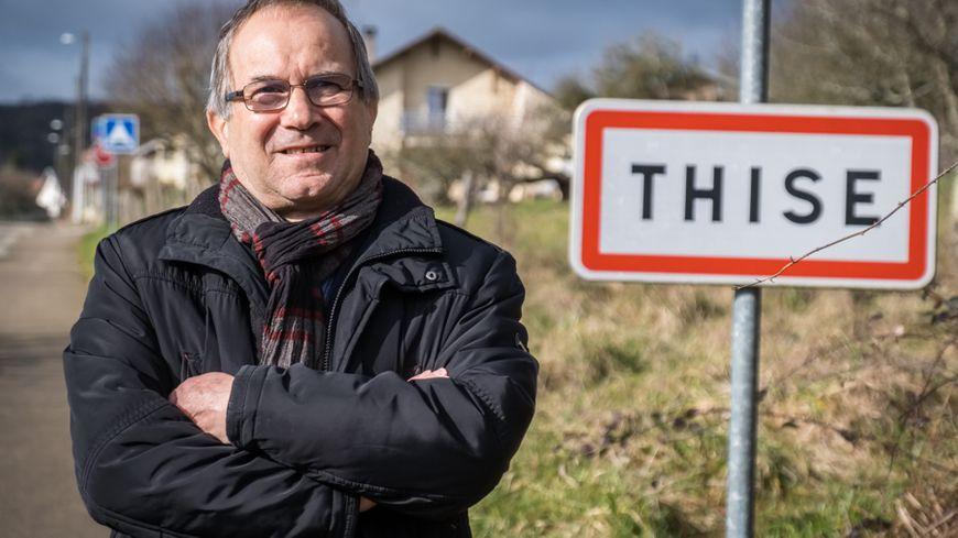 Municipales dans le Doubs : Alain Loriguet, maire protecteur du patrimoine à Thise