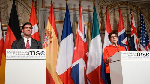 A Munich, la dégradation des relations transatlantiques mise en mots