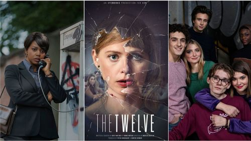 "Série : ""Hunters"", ""The Twelve"", ""Skam France"""