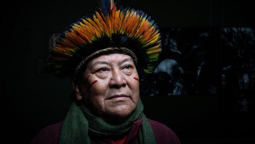 Les luttes de Davi Kopenawa Yanomami