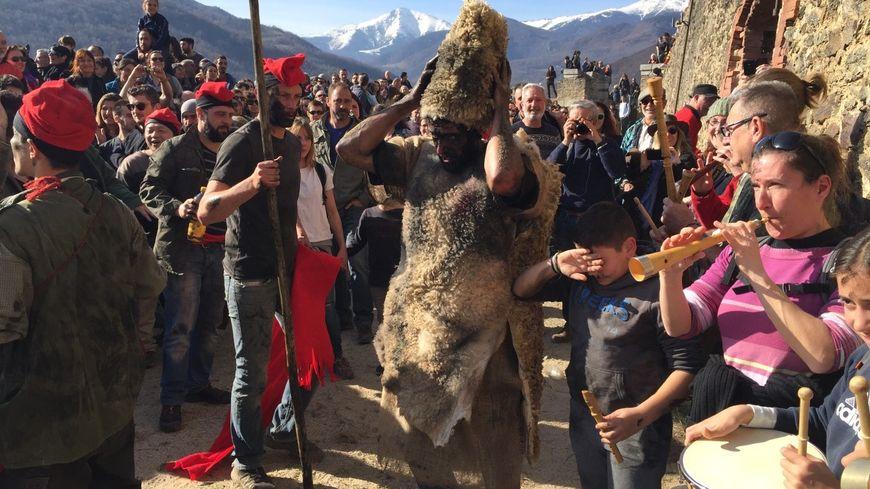 Photos Grosse Ambiance à Prats De Mollo Pour La Fête De L Ours