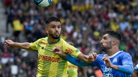 EN DIRECT - Ligue 1 : suivez le match du FC Nantes face à l'Olympique de Marseille