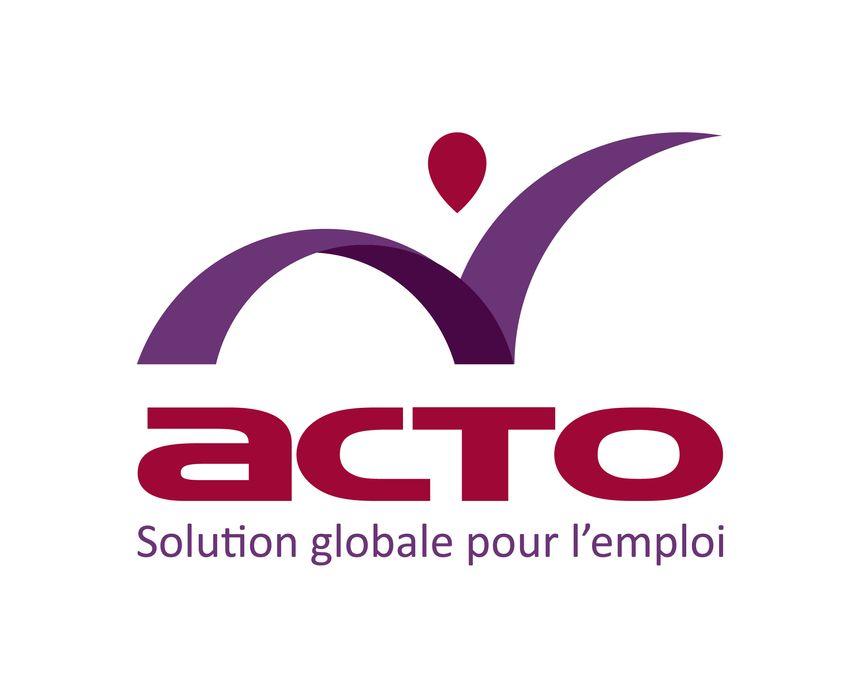 Le logo de l'agence Acto