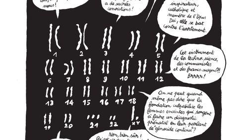 BD : Morvandiau - Familles et migrations - Canada, un gazoduc qui divise - De Gaulle intime n'est-ce pas un oxymore ?