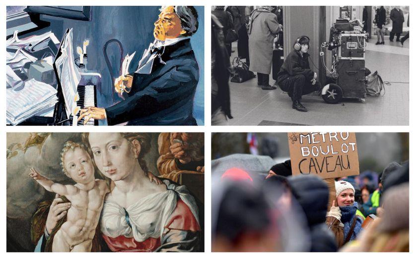 Musique, goulag, cochon et sacrées sorcières : la Session de rattrapage