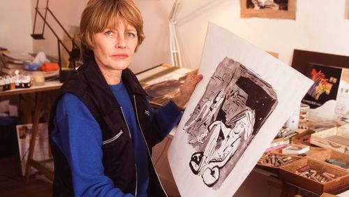 Claire Bretécher, la femme du tur-fu