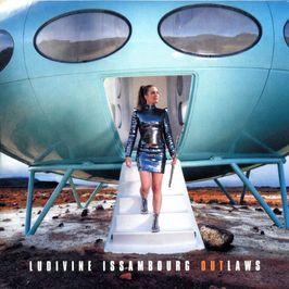 """Pochette de l'album """"Outlaws"""" par Ludivine Issambourg"""