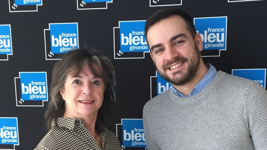 Marie-Pierre Servantie et Wilfried Barbot