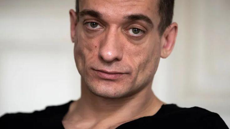 """Piotr Pavlenski affirme avoir """"volé"""" la vidéo de Griveaux dans l'ordinateur de la messine Alexandra de Taddeo"""