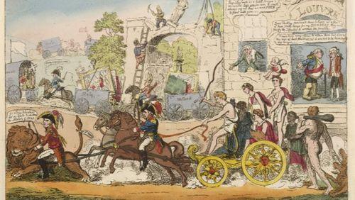 1815 : Année zéro. L'Europe à l'heure des restitutions d'œuvres d'art (4/9) : Droit et morale