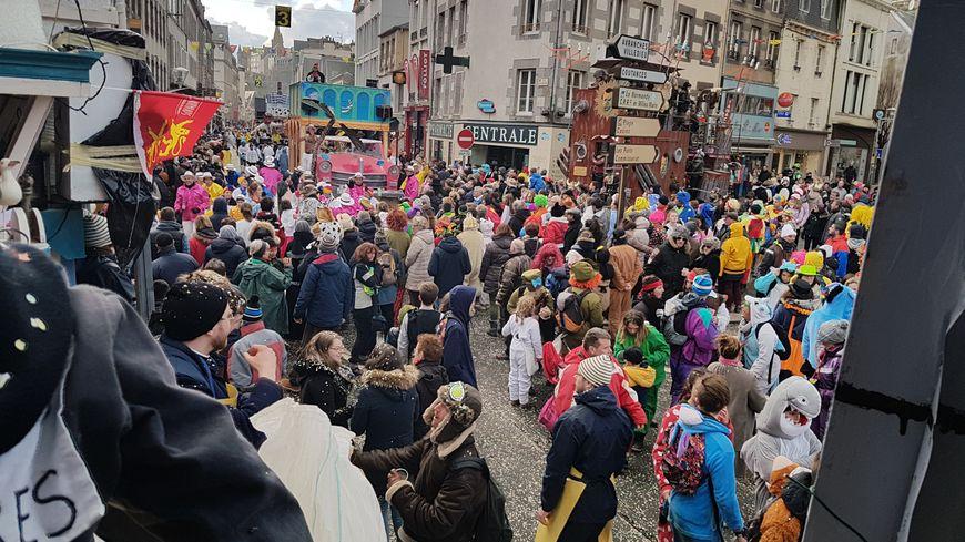 INFOGRAPHIE   Le Carnaval de Granville en 5 chiffres