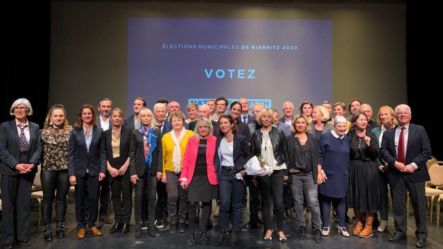 Municipales A Biarritz Nathalie Motsch Presente Sa Liste Et Son