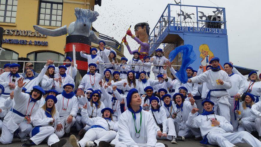 EN PHOTOS ET VIDÉOS La grande cavalcade du 146e carnaval de Granville