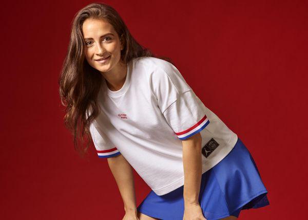 PSG et Jordan sortent leur première collection pour femme