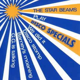 "Pochette de l'album ""Play disco specials"" par The Star Beams"