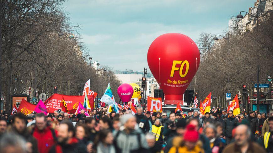 Retraites : ce qu'il faut retenir de cette nouvelle journée de mobilisation contre la réforme