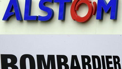 Alstom veut racheter Bombardier Transport